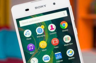 Обзор Sony Xperia E5 – Привлекательного и бюджетного смартфона