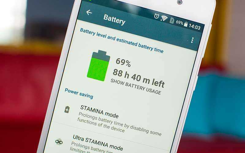 батарея Sony Xperia E5