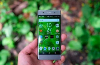 Sony Xperia XA – Обзор красивого и доступного смартфона от Sony