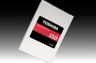 Toshiba SSD A100 Series - Новые недорогие твердотельные накопители