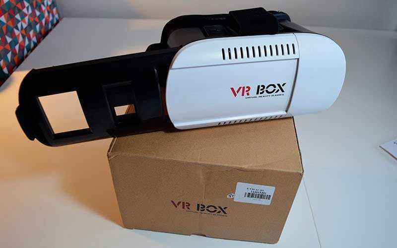 Очки виртуальной реальности VR Box - Отзывы
