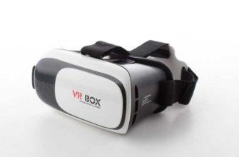 Обзор VR Box – Очки виртуальной реальности