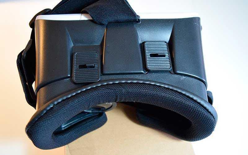 тест VR Box