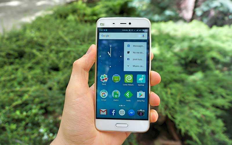 Xiaomi Mi5 - $ 400 (23.400 руб.)