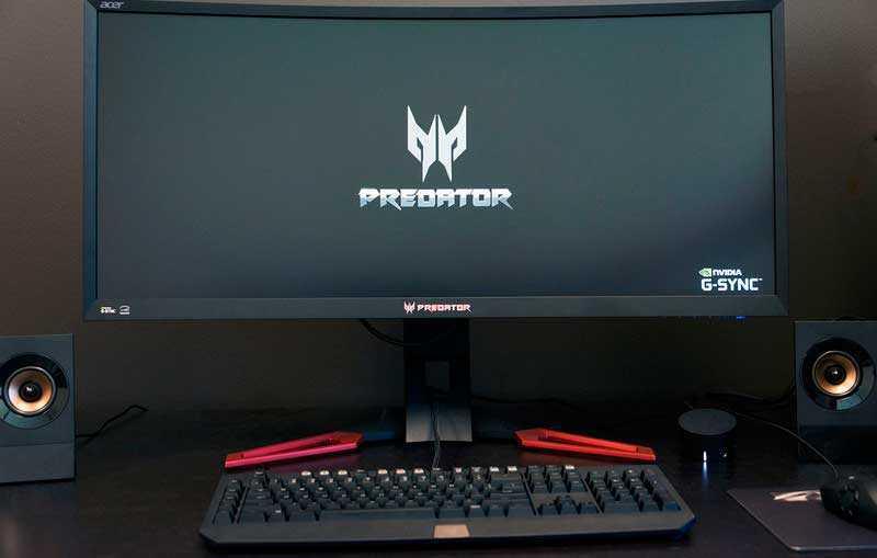 Acer Predator Z35 – Обзор