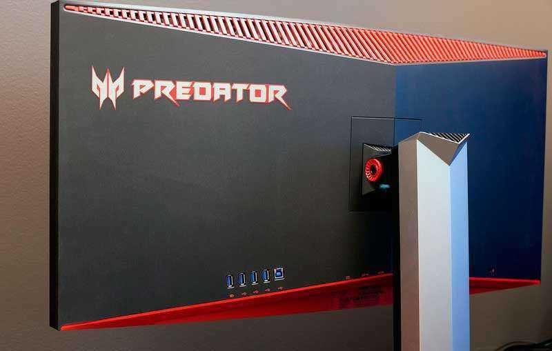 Игровой монитор Acer Predator Z35 - Отзывы