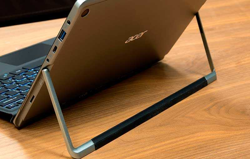 тест Acer Switch Alpha 12