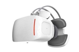Alcatel Vision и 360 Camera - Виртуальная реальность от Alcatel