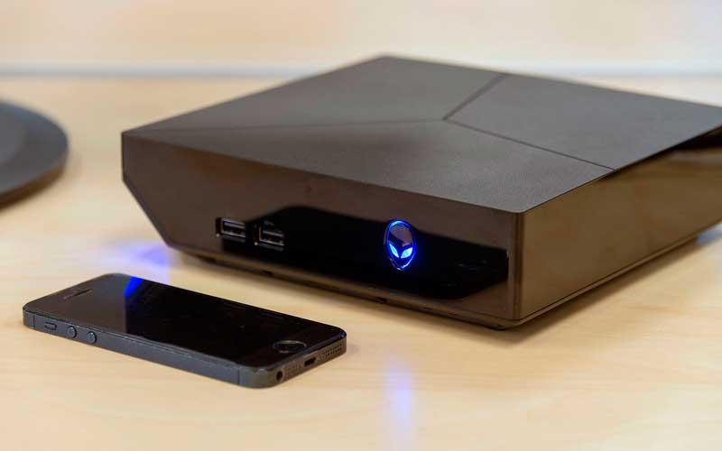 игровой консольный компьютер Alienware Alpha R2