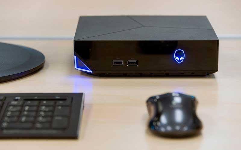Alienware Alpha R2 – Обзор нового консольного игрового компьютера