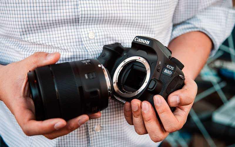 тест камеры Canon EOS 80D