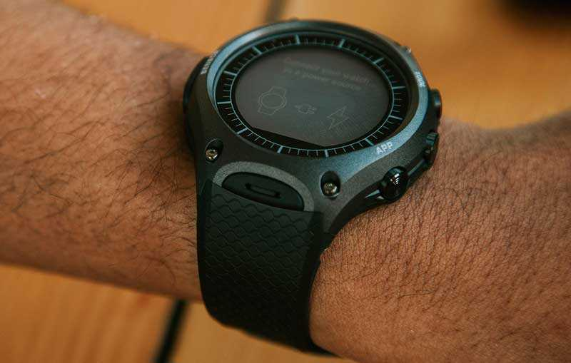 Casio Smart Outdoor Watch WSD-F10 – Обзор