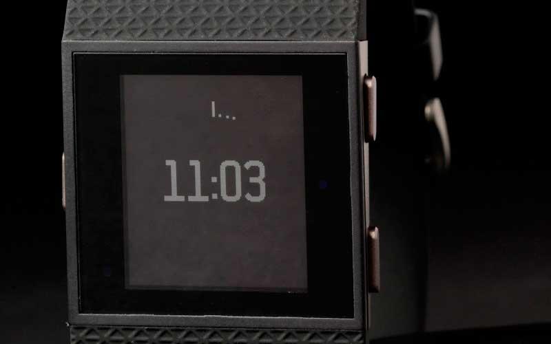 браслет Fitbit Surge