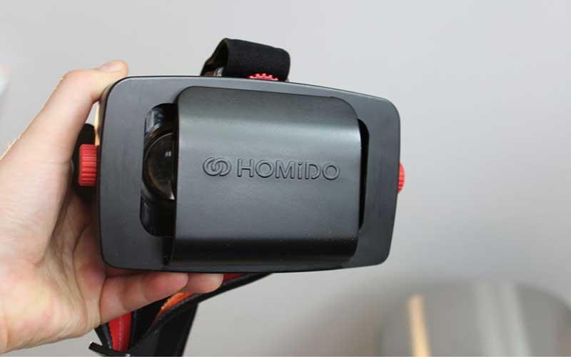 Homido VR – Обзор очков виртуальной реальности
