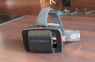 Обзор Homido VR – Очки виртуальной реальности которые не так уж и хороши