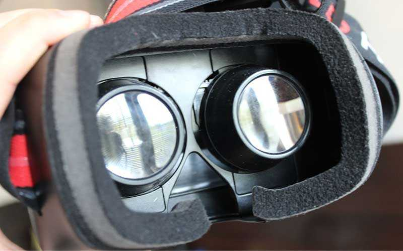 оптика Homido VR