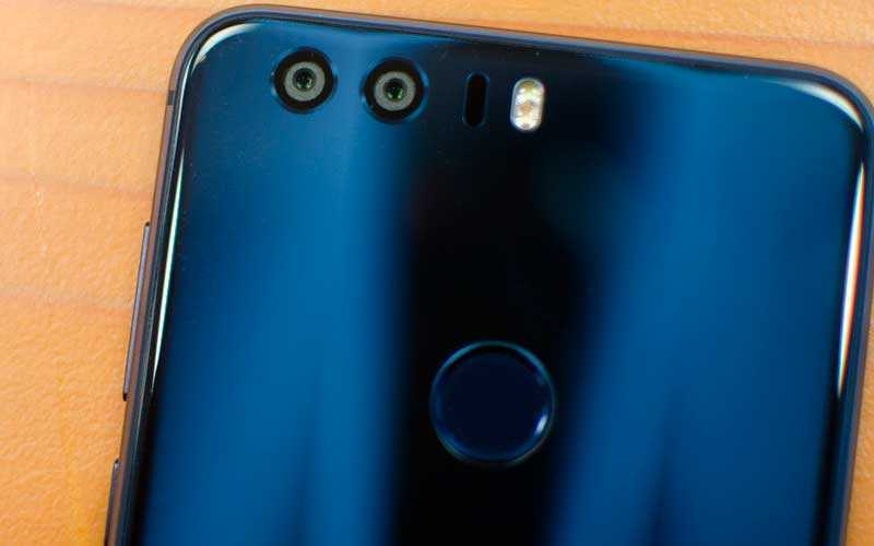 Двойная камера Huawei Honor 8