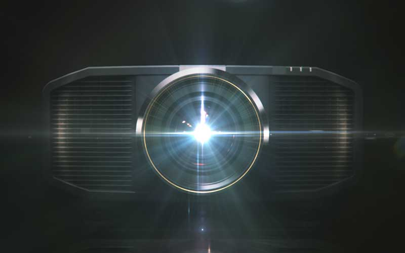 4K проектор JVC DLA-RS 4500