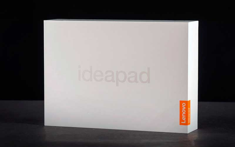 Lenovo IdeaPad 710S в коробке