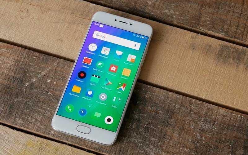 Смартфон Meizu Pro 6 - Отзывы