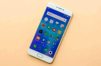 Обзор Meizu Pro 6 – Китайского смартфона очень похожего на iPhone