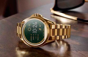 Michael Kors представил новые смарт часы - вот как они вглядят