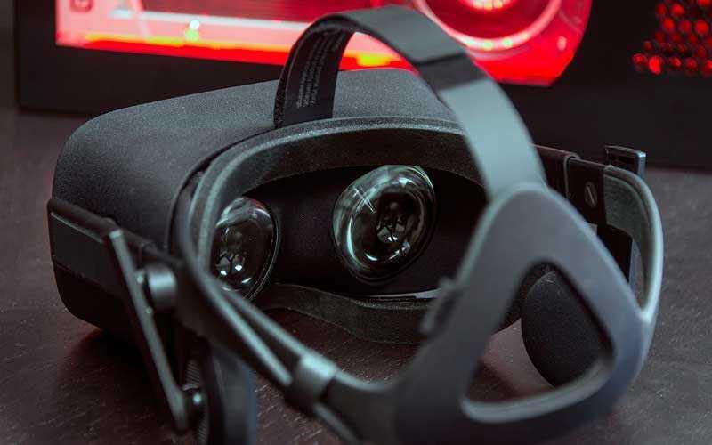 Дизайн Oculus Rift