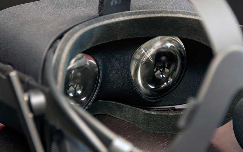 тест Oculus Rift
