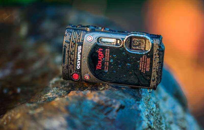 Olympus Stylus Tough TG-870 – Обзор камеры