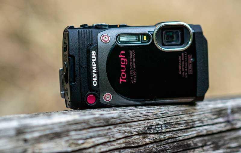 тестирование камеры Olympus Stylus Tough TG-870