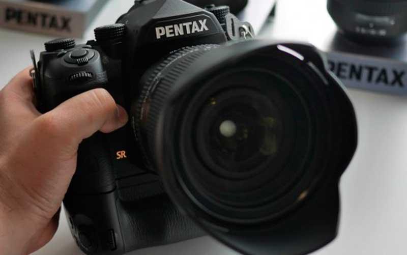 Pentax K-1 – Обзор