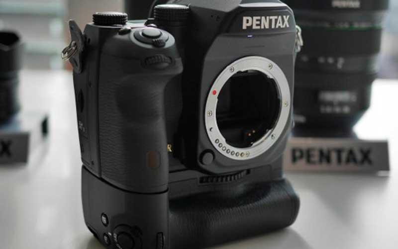 Pentax K-1 без объектива