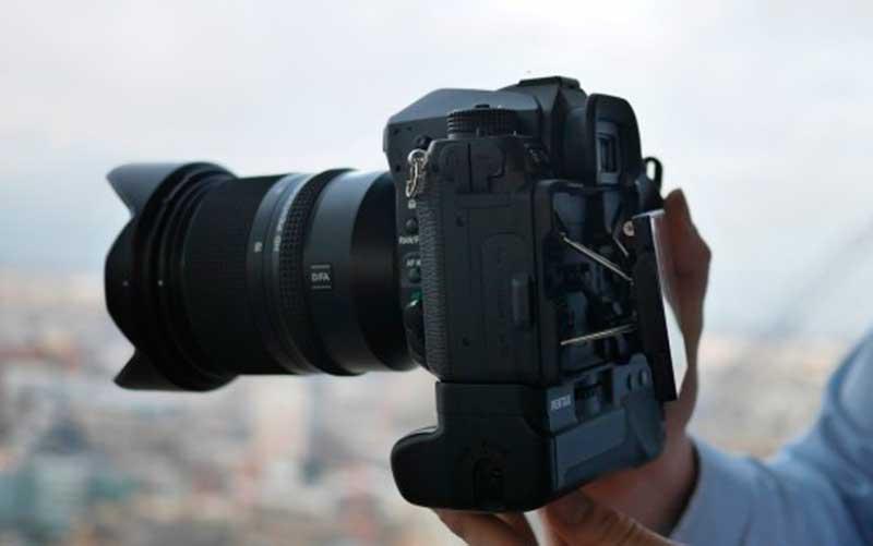 Фотокамера Pentax K-1 - Отзывы