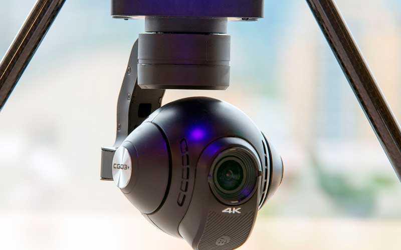 камера Yuneec Typhoon H