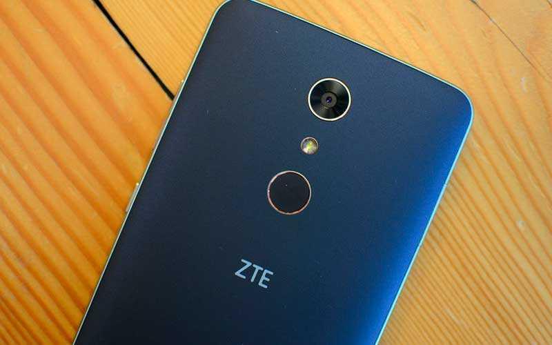 камера ZTE ZMax Pro