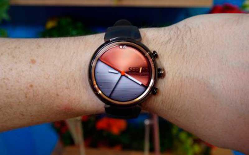 Часы Asus ZenWatch 3 - Отзывы