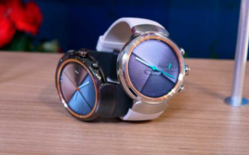 Часы Asus ZenWatch 3