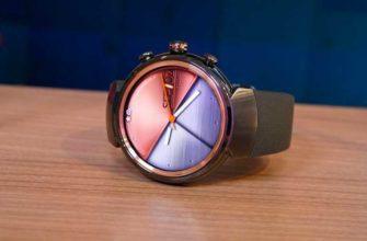 Обзор Asus ZenWatch 3 – Стильные и умные часы