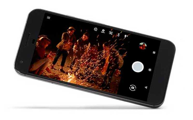 камера Google Pixel и Pixel XL
