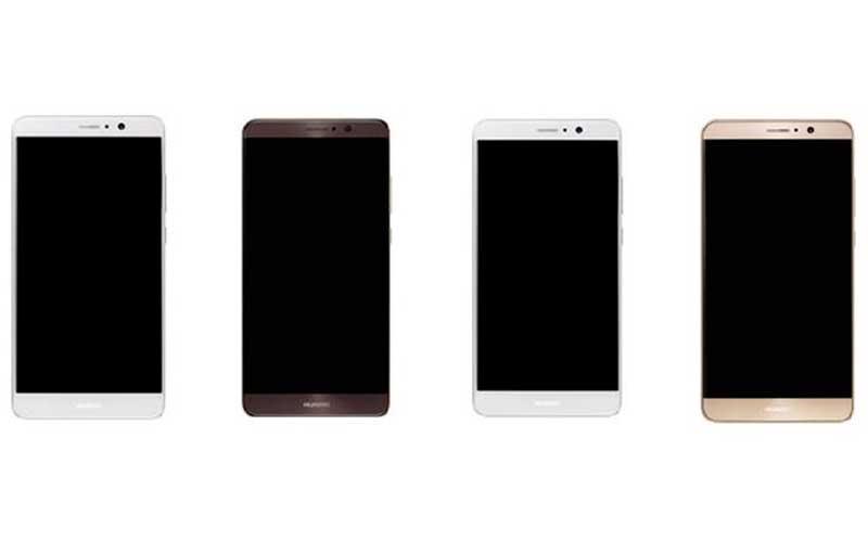 Новые фотографии Huawei Mate 9