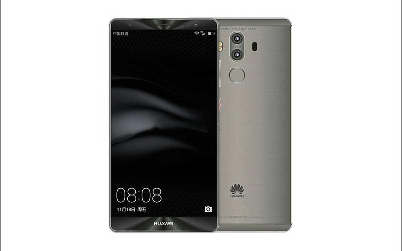 Huawei Mate 9 - 20 и 12 МП задние камеры Leica