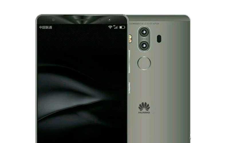 Huawei Mate 9 – Слухи и новости