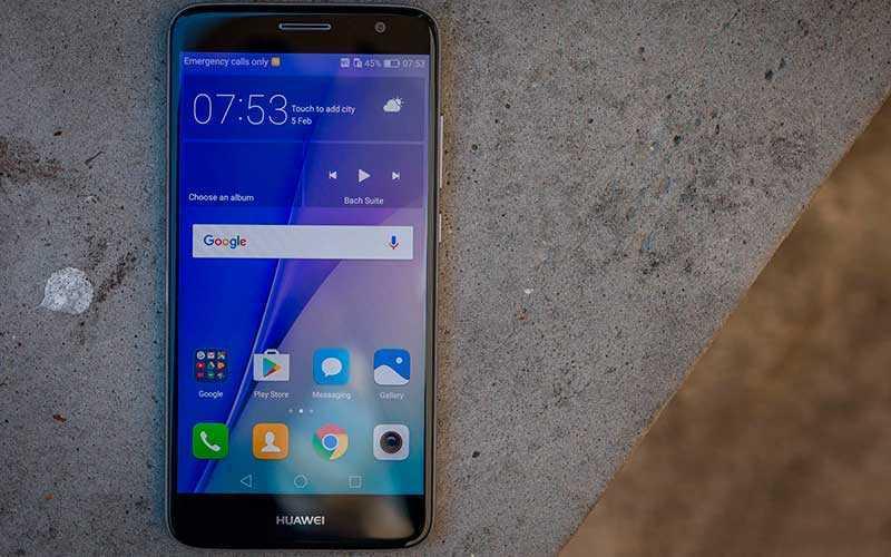 телефоны Huawei Nova и Nova Plus