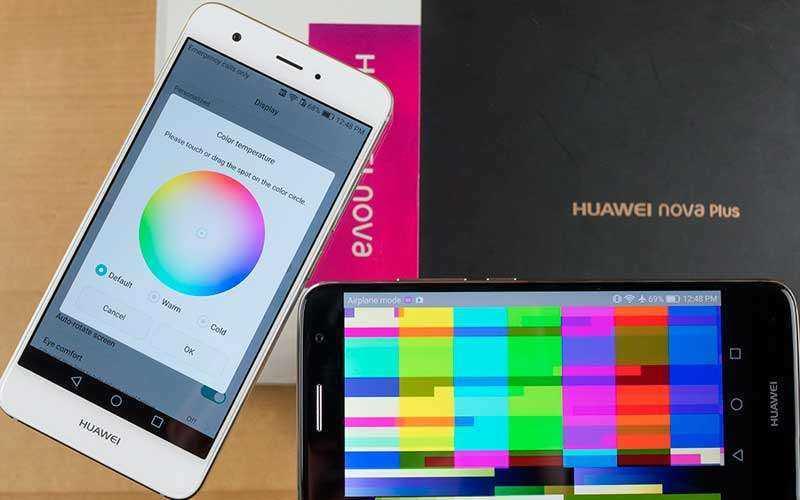 Huawei Nova и Nova Plus