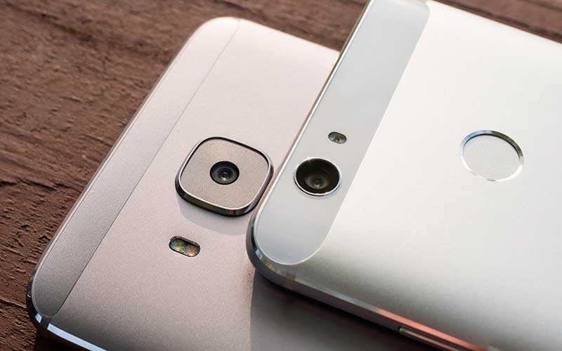 фото Huawei Nova и Nova Plus