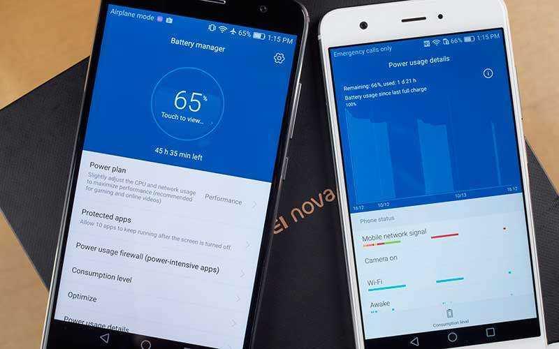 тест Huawei Nova и Nova Plus