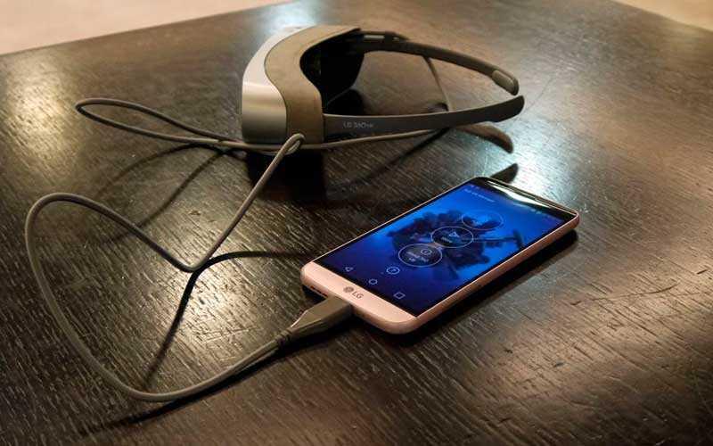 очки LG 360 VR