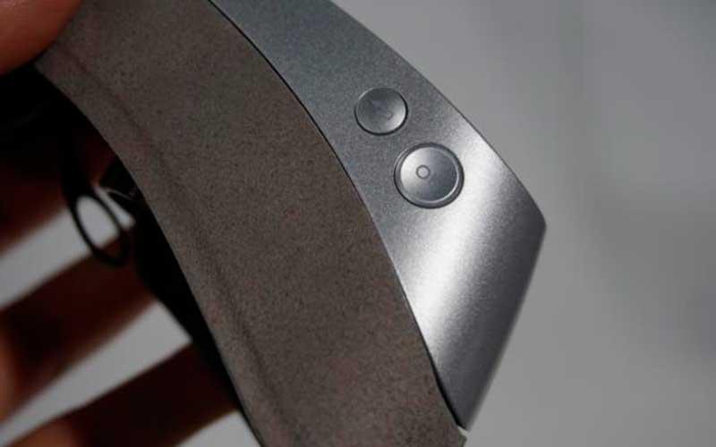 кнопки в LG 360 VR