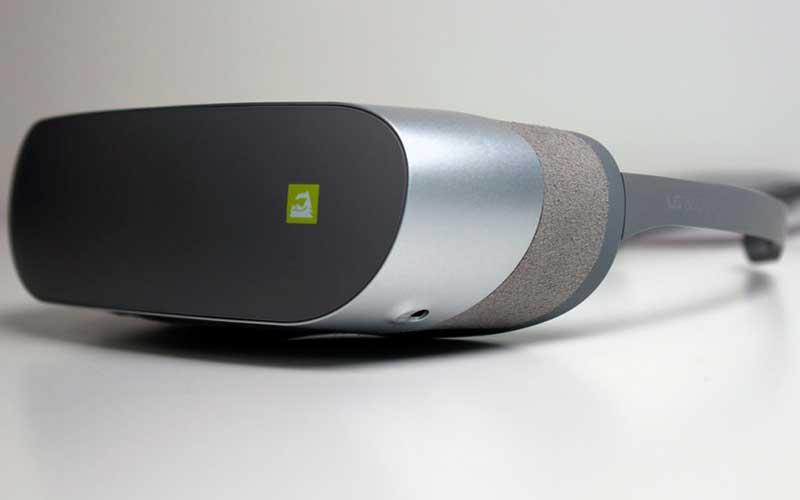 шлем LG 360 VR