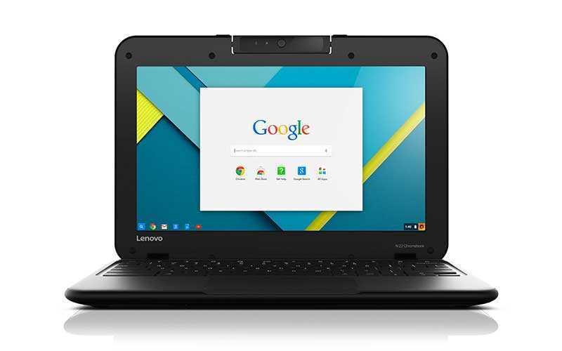 Тестирование Lenovo N22 Chromebook
